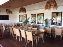 the Indoor part of the Restaurant